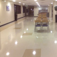 Hotel cleaning in Leicester by K Creed Professional cleaners